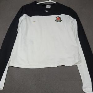 (Free over $20) Nike   hockey long-sleeved.